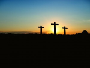 Jesus teaches us that we should offer comfort in our suffering