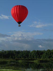 Big Red Balloon 768x1024