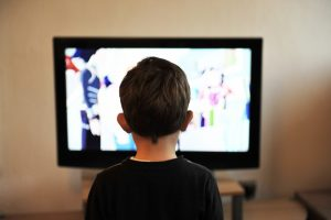 A child's godly lifestyle is easily affected by inappropriate, late night television.