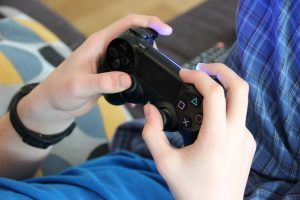 Set limits to the types of games your kids play so their godliness isn't compromised.