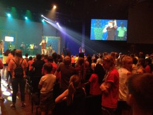 SummerX at Grace Family Church, Tampa, FL. A great place to serve!