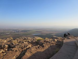 Mount Precipice in Nazareth, central Israel