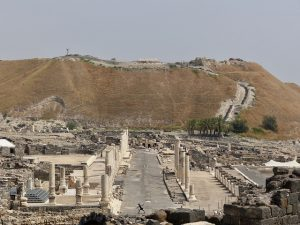 Scythopolis is one of only two Decapolis cities still in existence today.