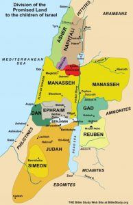 Canaan, western Mesopotamia