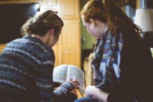 Talk to your middle schooler about how the world history she's learning at school compares to what the Bible says.