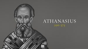 Athanasius chose the books in the New Testament of the Holy Bible.