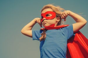Use your Bible sword with the confidence of a superhero!