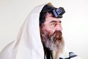 Wearing a frontlet when praying the Shema is a good reminder that God wants us to put Him in the center of our lives.