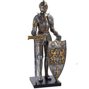 The armor of God includes a sword, which is His holy word the Bible.