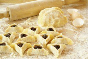 Hamanteschen is a sweet treat for Purim festivities.