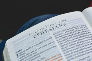 Some critics believe the letter which is the book of Ephesians was forged and not written by the apostle Paul.