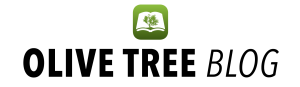 Olive Tree Blog logo