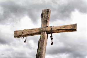 Jesus paid the price we owed for our sin. Because of His sacrifice, now we have a path to freedom from sin and death.