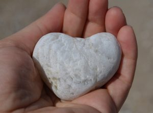 The Beatitudes say we will have a pure heart when it is filled with mercy.