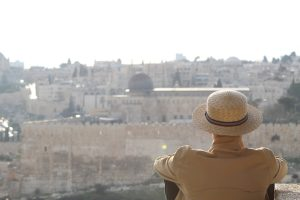 Man waiting for the Lord's return and the time when the two kingdoms of Israel are finally reunited.