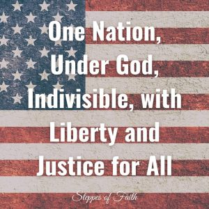 The United States Pledge of Allegiance