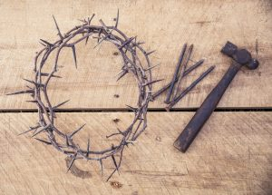 Jesus paid the penalty of death for our sins when it should be us who should die on a cross.