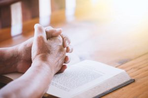We must meditate on God's word if we want to renew our mind.